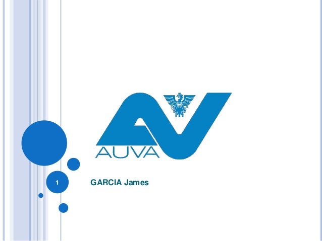 1  GARCIA James