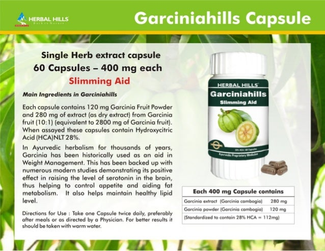 Always Use Pure Garcinia Cambogia For Losing Weight