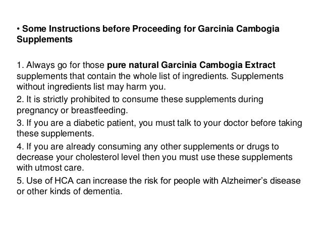 Garcinia Cambogia Extract For Extra Pound Weight Loss