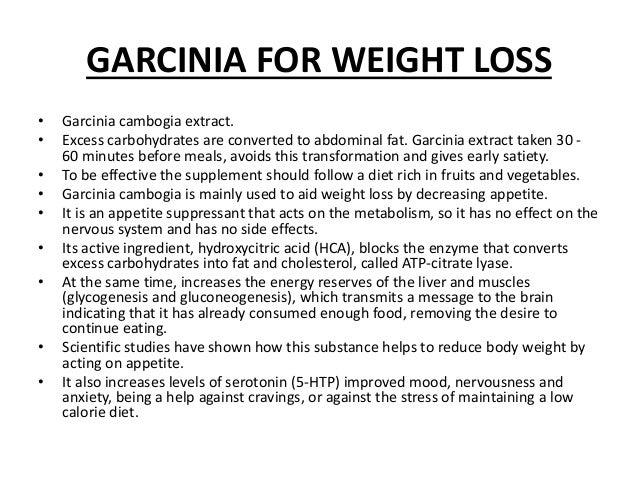 Garcinia cambogia medicinal uses