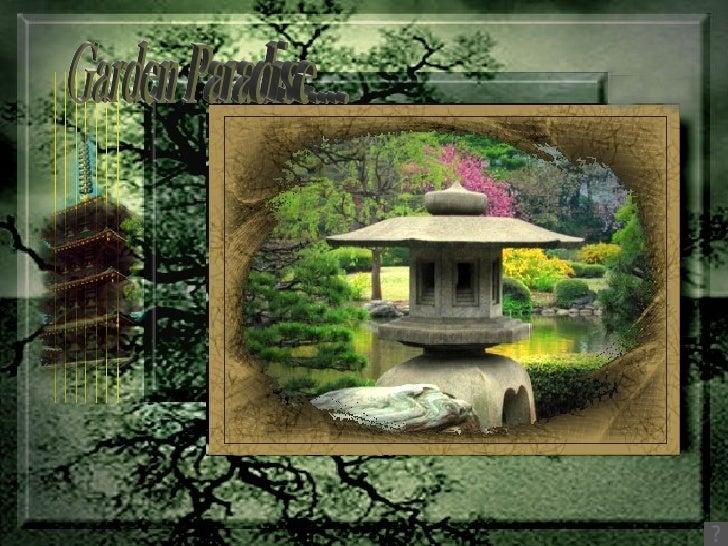 Garden Paradise....