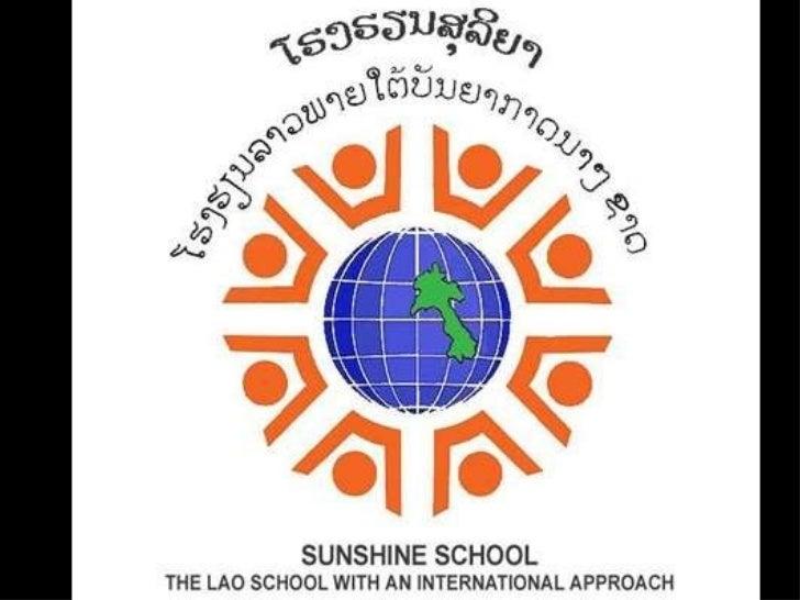 Sunshine School Garden Project 2011 - Recap Slide 3