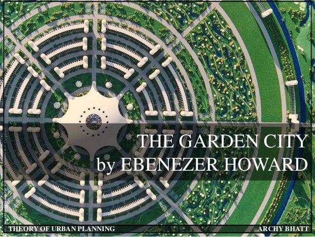 Garden City Movement Urban Planning
