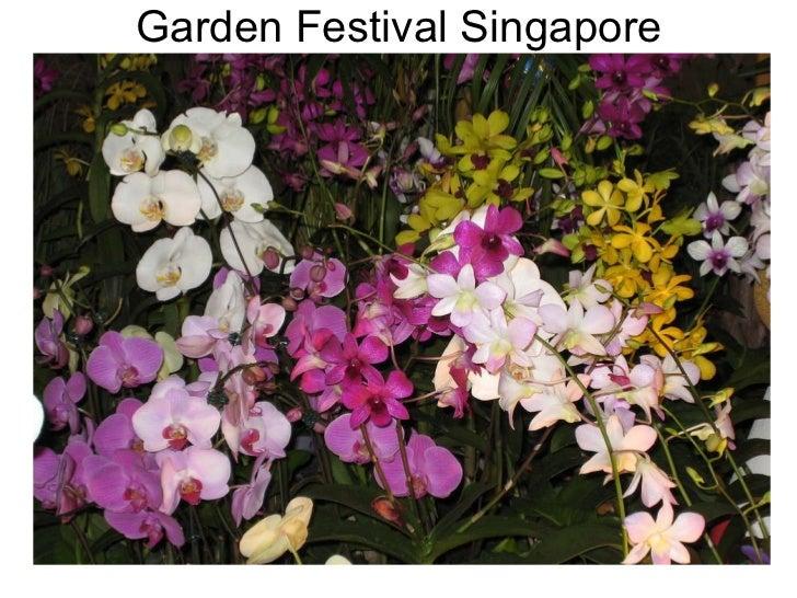 Garden Festival Singapore