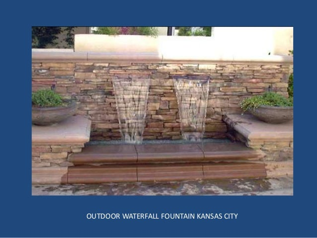 Wall Fountains Outdoor garden fountains, wall fountains, landscape water features kansas cit…