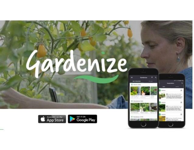 JENNY RYDEBRINK VD och grundare av Gardenize Jenny.Rydebrink@gardenize.se +46 (0) 707 208911 www.gardenize.com