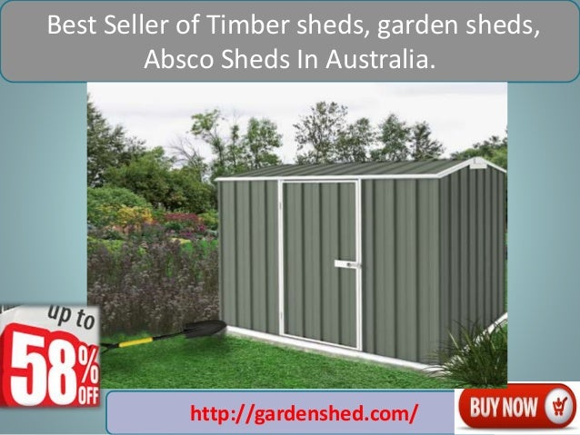garden sheds absco sheds in australia httpgardenshedcom 5