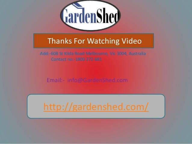 garden sheds absco sheds in australia httpgardenshedcom 6