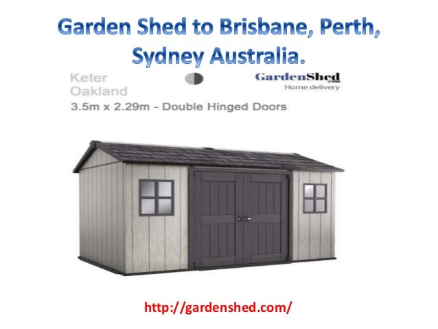 Garden shed to brisbane perth sydney australia for Garden shed perth