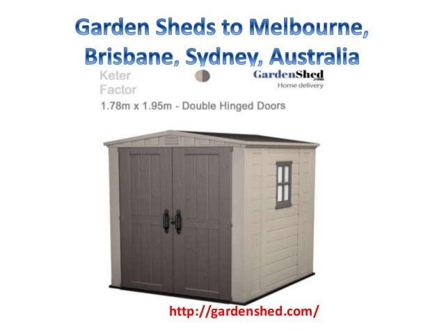 httpgardenshedcom - Garden Sheds Brisbane