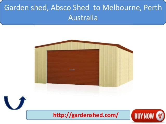 garden sheds vic - Garden Sheds Vic