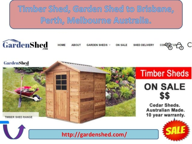 timber shed garden shed to brisbane perth melbourne australia - Garden Sheds Victoria