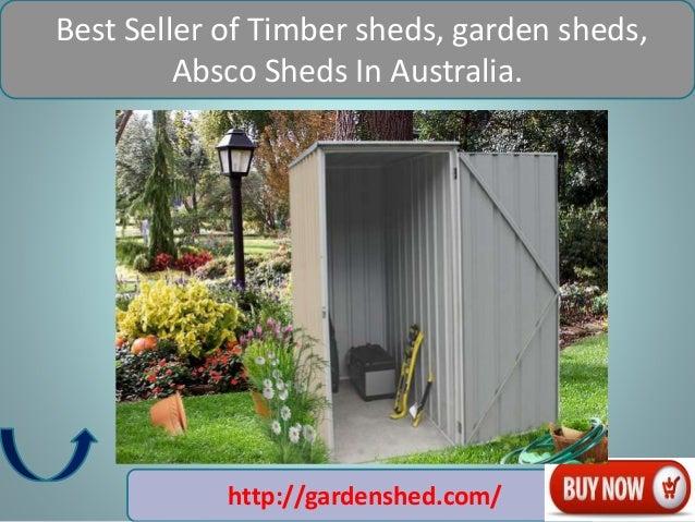 garden sheds absco sheds in australia httpgardenshedcom 5 - Garden Sheds Vic