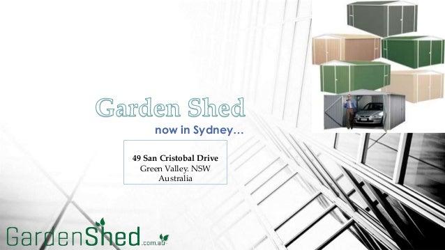 now in Sydney… 49 San Cristobal Drive Green Valley. NSW Australia