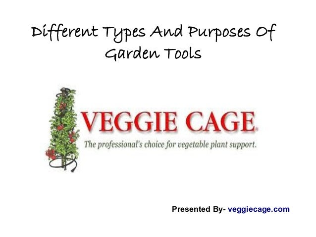 Different Landscaping Tools : Different purposes of garden tools