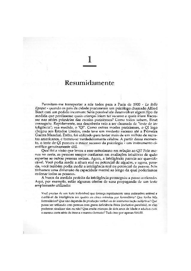 Howard Gardner - Teoria das Inteligências Múltiplas Slide 3