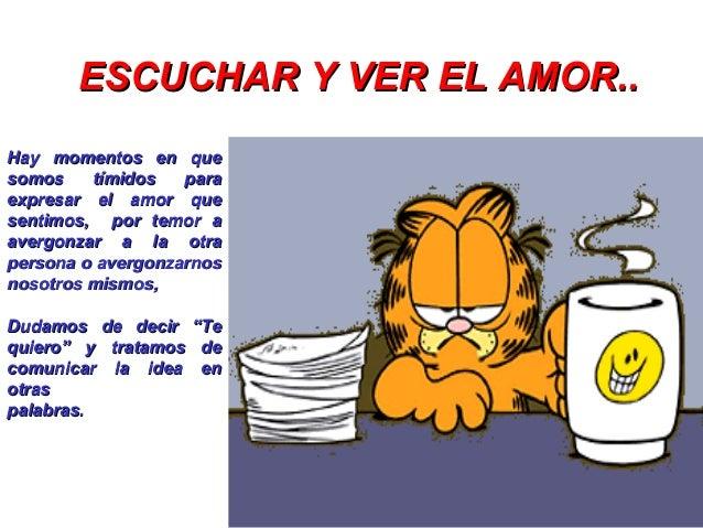 Garfield Amor