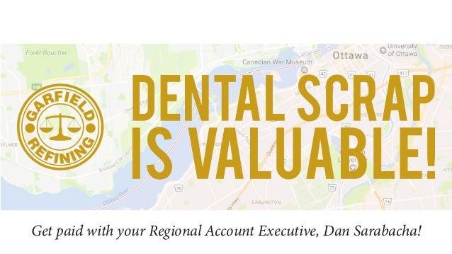 Get paid with your Regional Account Executive, Dan Sarabacha!