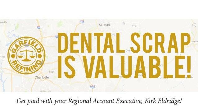 Get paid with your Regional Account Executive, Kirk Eldridge!