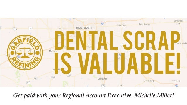 Get paid with your Regional Account Executive, Michelle Miller!