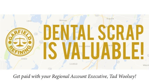 Get paid with your Regional Account Executive, Tad Woolsey!