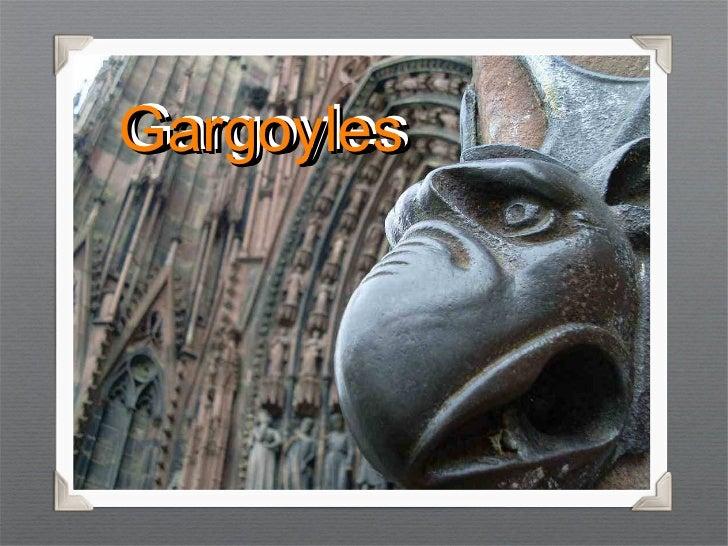 Gargoyles Gargoyles