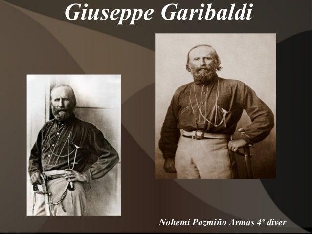 Giuseppe Garibaldi Nohemí Pazmiño Armas 4º diver