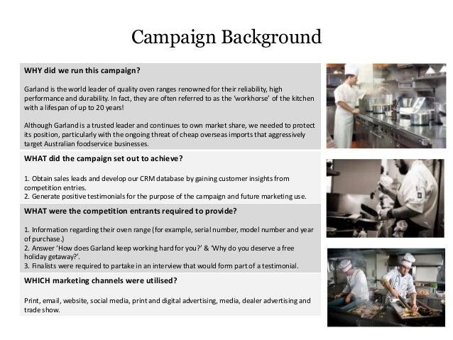marketing campaign brief template