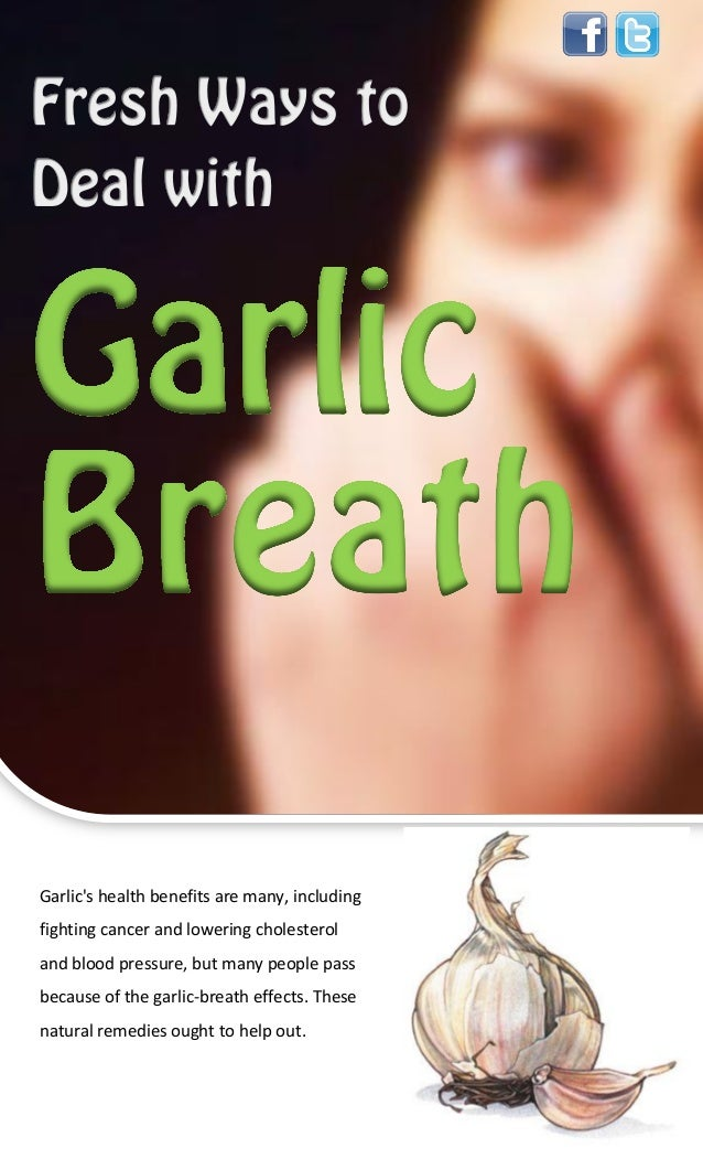 Garlics health benefits are many, includingfighting cancer and lowering cholesteroland blood pressure, but many people pas...