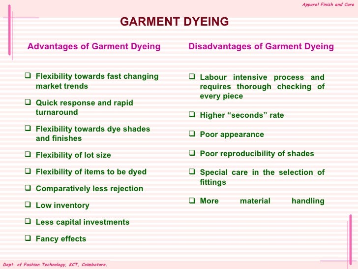 Disadvantages Of Fashion
