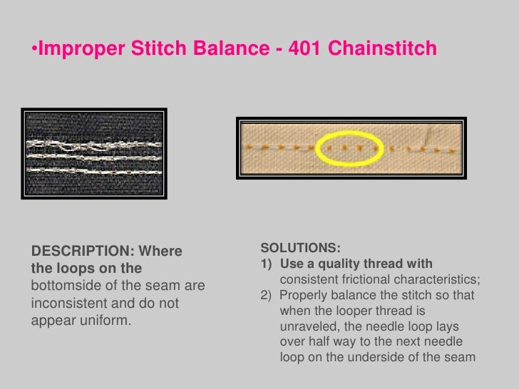 56Sewing inspectionAssembly defects:•   Finished component of not accurate size.•   Garments not accurate in size.•   If a...