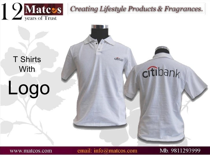 T Shirts With Logo
