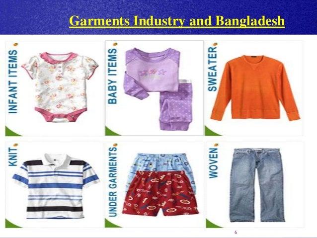 Garments industry and bangladesh presentation