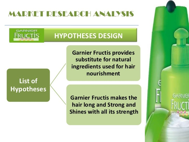 garnier swot analysis Garnier fructis hair care brand is analysed with the help of its stp, swot analysis and competition.