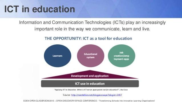 Innovative Ict Classroom ~ Enhancing teachers digital skills developing