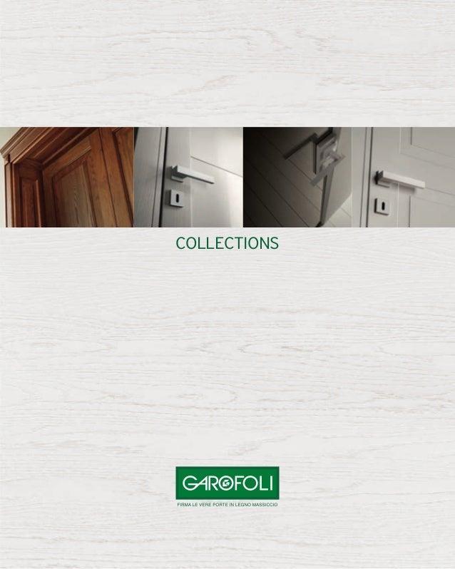 Garofoli collections - Catalogo | MgPortePavimenti - Trieste