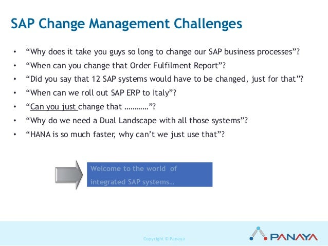 How to Manage HR Challenges in Change Management