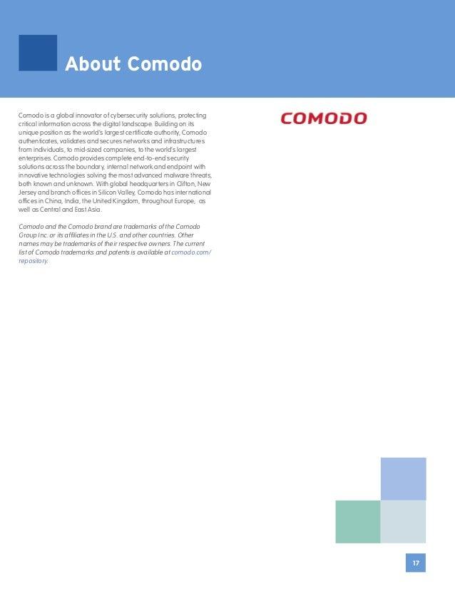 Gartner Report - Comodo Advanced Endpoint Protection