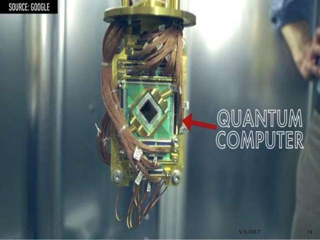 Quantum Computers Best Awarded Presentation