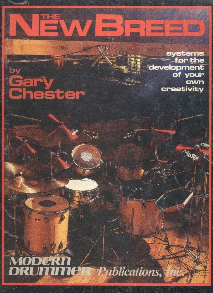 The New Breed Gary Chester Pdf