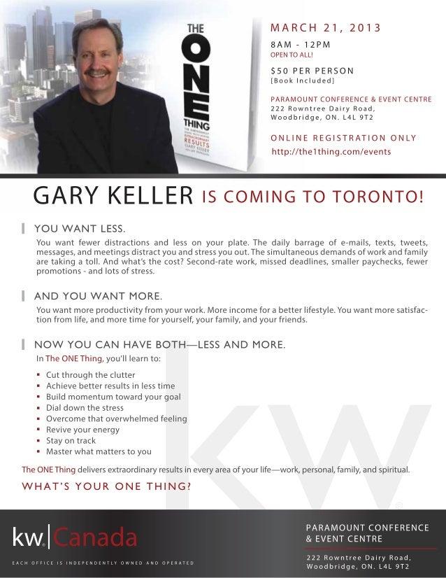 Gary keller net worth