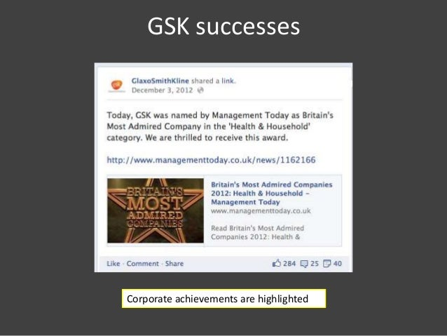 Often attacked by a small    'hardcore' groupAgain the same individuals will often attack theseachievements, and accuse GS...