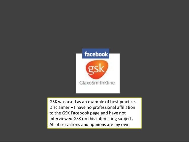 gsk case study questions This case study focuses on the giant glaxo well- come and  keywords: glaxo  smithkline, mergers, pharma-  we're looking out for potential problems that.