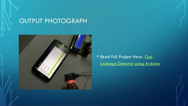 Gas Leakage Detector using Arduino with SMS Alert ...