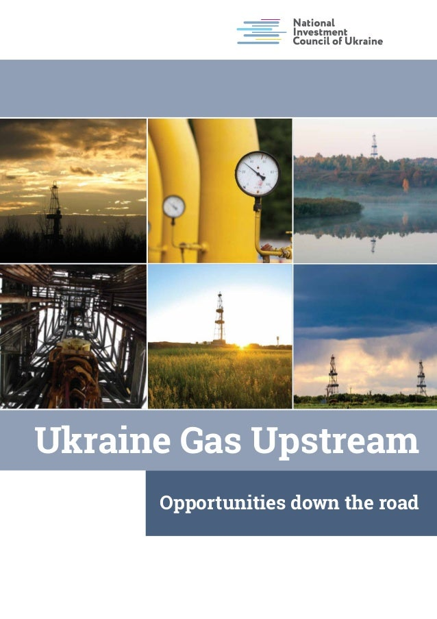 Ukraine Gas Upstream Opportunities down the road