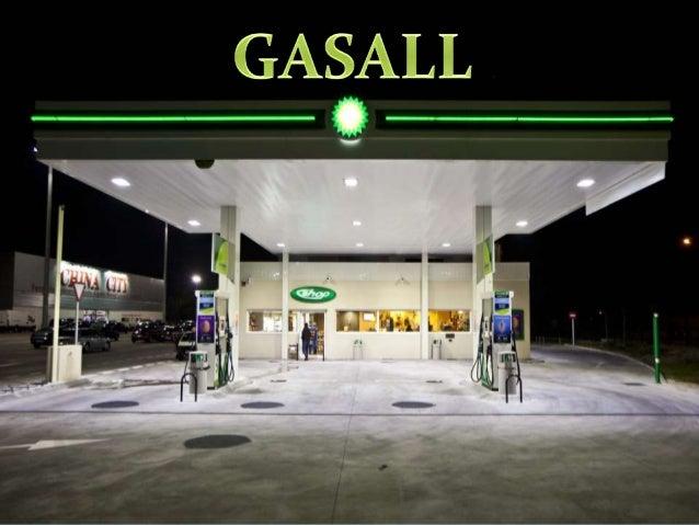 Gasall es una app que sirve básicamente para buscar una gasolinera cercana, pero al mostrar el precio por litro de gasolin...