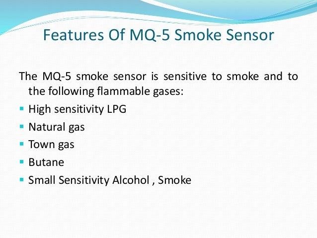 literature review smoke detector