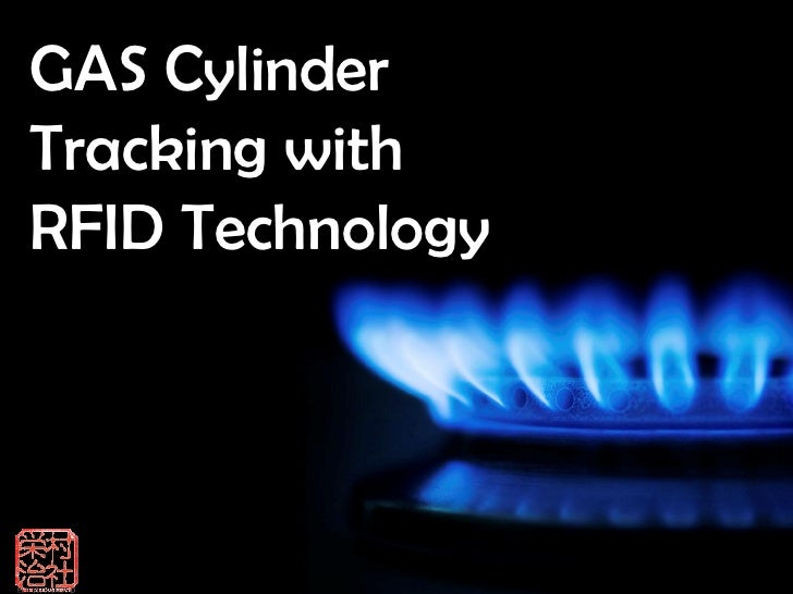 GAS CylinderTracking withRFID Technology