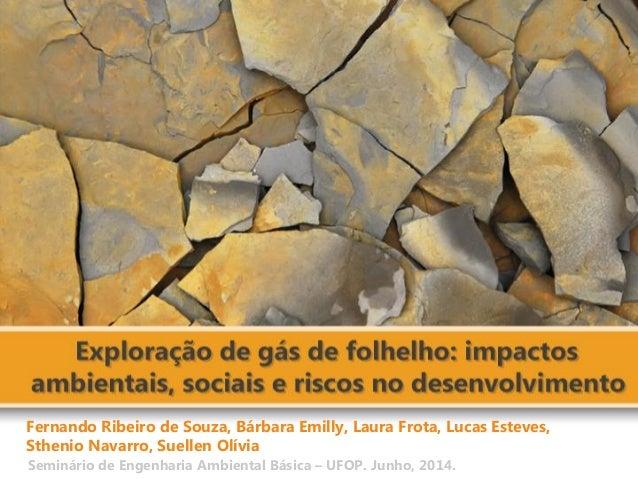 Fernando Ribeiro de Souza, Bárbara Emilly, Laura Frota, Lucas Esteves,  Sthenio Navarro, Suellen Olívia  Seminário de Enge...