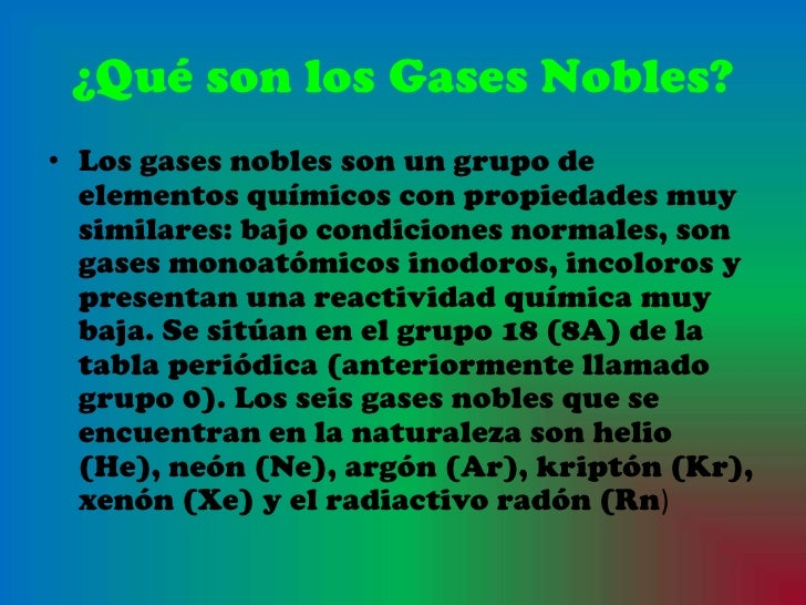 Gases nobles urtaz Choice Image